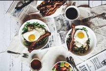 breakfast & brunch / by Vi Nguyen