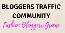 BTC Fashion Bloggers Group Board / Fashion Bloggers Group Board for the Bloggers Traffic Community. You need only be fashion blogger and member to join and collaberate with other fashion bloggers