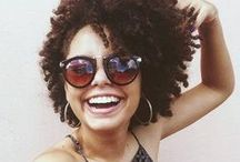 • Curly Hair •