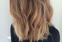 Hair styles / My messy hair