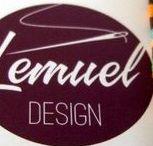 Lemuel / Kreatives Sticken und Nähen in liebevoller Handarbeit.......