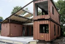 Container house ideas
