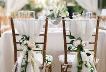 Chair Sashes, Tablecloths & Runners