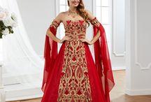 Caftans Bridals  Wedding Dresses