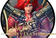Revelation Online / Revelation Online Gaming Artwork. Revelation Online where players will discover an amazing adventure and explore a vibrant world of ancient mystery using the power of flight without any boundaries.