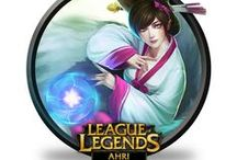 League Of Legends / League Of Legends Game Artwork, League of Legends is a multiplayer online battle arena video game developed and published by Riot Games.