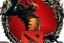 DOTA 2 / DOTA 2 Game artwork. Dota 2 is a free-to-play multiplayer online battle arena video game developed and published by Valve Corporation.