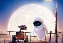Wall-E et Stitch