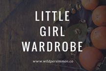 Little Girl Wardrobe