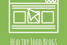 Healthy Food Blogs | Plant-Based / List of healthy food blogs, plant-based bloggers to inspire you.  A separate category for oil-free food bloggers is included incase you are following an oil-free plant-based diet.
