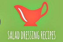 Salad Dressing Recipes  | Plant-Based / Salad dressing recipes, plant-based, tasty recipes for your salads.