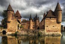 Várak, kastélyok