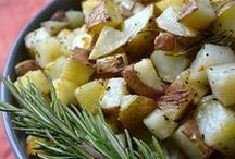Food: Sides, Appetizers, & More / Recipes for Side Dishes, Appetizers, Homemade Condiments, and More!