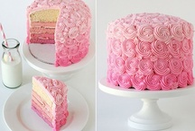 cake decorating / by Charleigh Mims