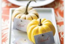 Fall / Embracing Autumn with Crafts, Recipes, and Decorating Ideas
