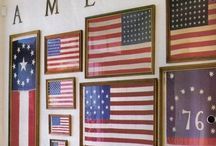 American heroes / by Teri Haugen