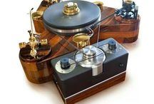 Turntables / Turntables, record players of interest / by David Greenwood