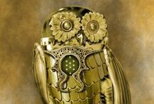 Vintage Board: Steampunk  / Steampunk musings and inspirations.  / by Angela Guido