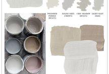 paint colors / by Teri Haugen