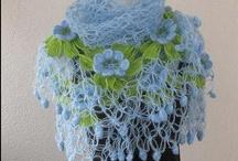 crochet,knitting / by Gloria Becerra