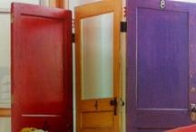 I love doors!