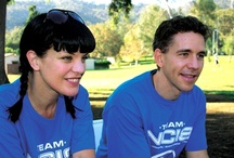 NCIS Inclusive Play Advocates Pauley Perrette & Brian Dietzen / How do actors from a television drama play every day? At an inclusive play fundraiser for Shane's Inspiration, actors Pauley Perrette and Brian Dietzen from CBS' NCIS shared what inspires them.