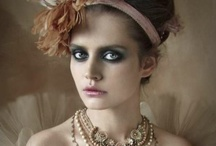 Vintage Board: Victorian and Flapper  / Image Inspirations from Victorian and Flapper eras in time.  / by Angela Guido
