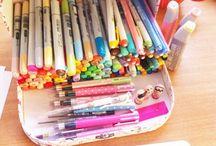 Creatively Organized / by Teonna Garcia