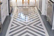Floor treatments / by Sally Britain