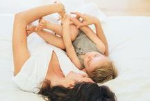 Being Mom / The essence of being a mom, mother, mommy...