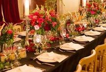 You're Invited / Beautiful Tablescapes, Ideas For Entertaining and Other Party Tips.  / by Angela Guido