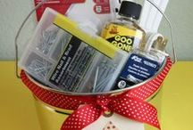 Gift Basket  / Ideas for gifts, handmade or otherwise  / by Angela Guido