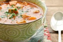 Food: Soup & Salad / Soup, Salad, and Salad Dressing Recipes