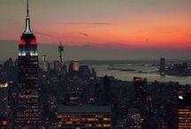<3 Manhattan + NYC / by Lucie A. M.