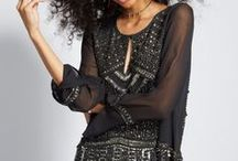 Elegant Embellishments / Featuring Calypso's coveted embellished pieces
