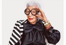 MY DEAREST IRIS / Iris Apfel//The One and Only//Queen of All