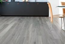 GREY WOOD FLOORING / Capture a contemporary look with grey wood flooring. These ashen shades are perfect for pairing with pastel paint and fun furniture. Take a closer look with free samples from our website. #greywoodflooring #greyflooring #greyfloors #greyoakflooring