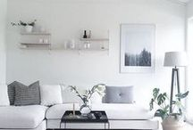 WHITE ATTRACTION / Get the white effect. Swoonworthy rooms, home accessories and ideas that need no colour. #white #whitedecor #whitestyle #whiteflooring