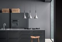 GREY DREAMS / Minimal yet magical. Grey is still the colour of the moment and we love it for every part of the home. #grey #greydecor #greystyle #greyhome #greyflooring