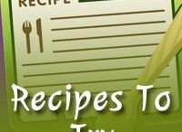 Recipes To Try / #recipes #food #eating