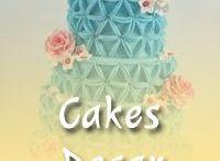 Cakes Decor / #cake