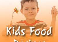 Kids Food Recipes / #Kids #Food #Recipes #Deserts #Snacks #Breakfast #Dinner