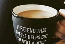 Coffee. Coffee. Coffee. / And Breakfast