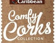 Comfy Corks Collection / Cork inspired flip flops is perfect to combine with your own sense of individuality in style. Seeking to fit into the laid-back vibe to bring in a more relaxed look. It is the blend of the corky feel of the surface and the comfort of wearing it.