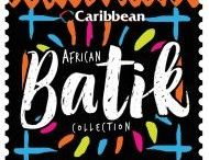African Batik Collection / Indulge in bold colours and patterns inspired by tribes and rich culture of African.