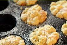 Rezepte - Muffins - süß