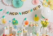 Celebrate Easter / Recipes, decorations and activities for Easter