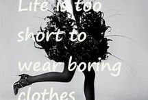 Fashion is NOT a Luxury!!! / by Crystal Jones