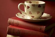 Literary Love - Books and Reading / For the love of books, libraries, and reading.