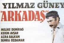 Epic Turkish Movie Posters / For fans of classic movies, film enthusiasts, people that like films from the legendary Turkish director Yilmaz Güney
